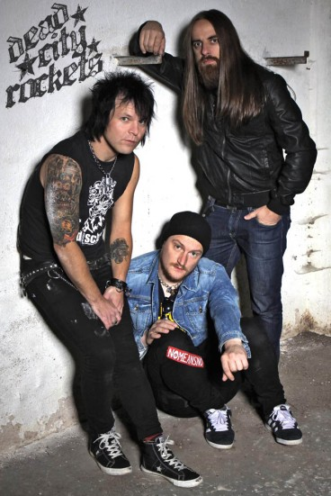 Dead City Rockets - 2012
