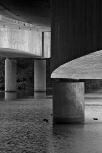 Brücke Richtung Pegnitztal