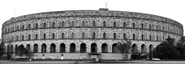 NS-Architektur: Kongresshalle am Dutzendteich