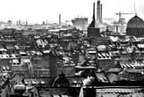 Blick auf Nürnberg Richtung Süden