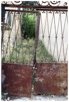 Eingangstor in Pula