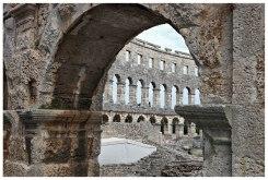 Amphitheater Pula