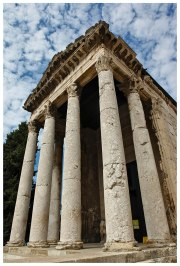 Augustustempel Pula
