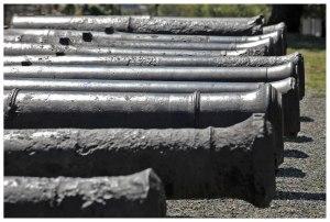 Kanonen an der Bastei