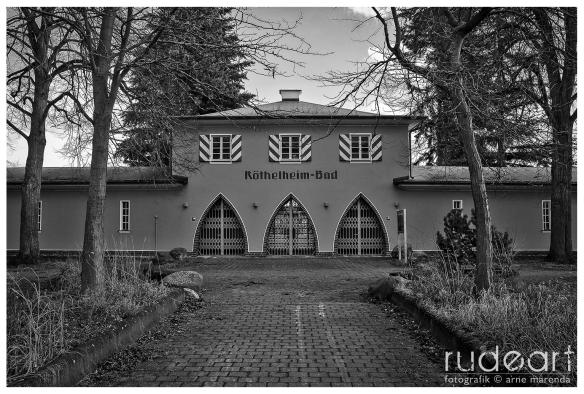 Eingang Röthelheimbad