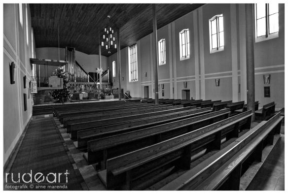Matthäuskirche, Innenraum