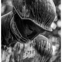 Südfriedhof Nürnberg, Gefallenendenkmal